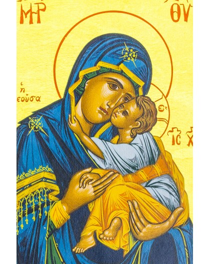 Virgin Mary and Jesus Child 0846