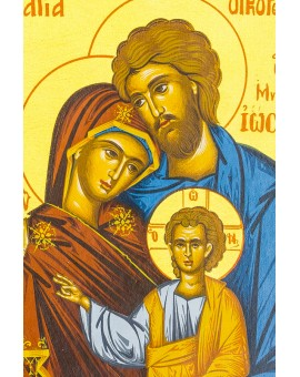 Holy Family Icon