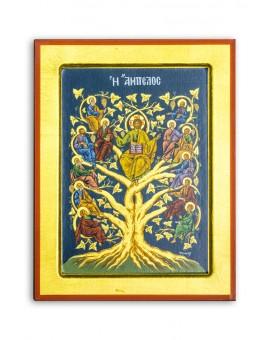 Jesus tree of life