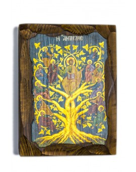 Jesus Tree of Life Icon