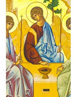 Rublev's Trinity
