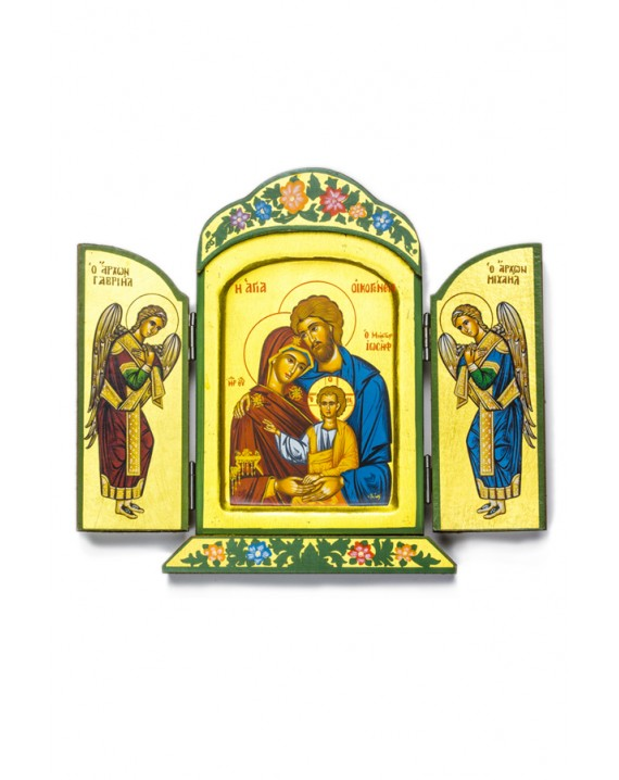 Holy Family Triptych