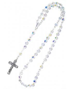Swarovski Crystal Trinity Rosary