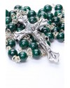 Greeen Malachite and Silver Christmas Gift