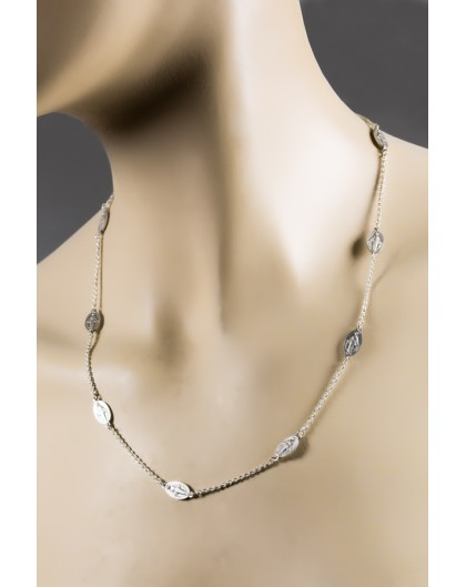 Miraculous Medals necklace