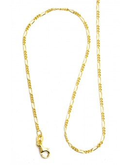 Gold Plated Sterling Silver chain 01