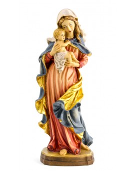 Baroque Virgin Mary gold - Size 1