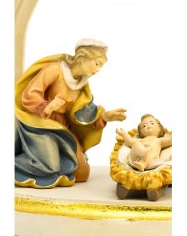 Nativity with Arc