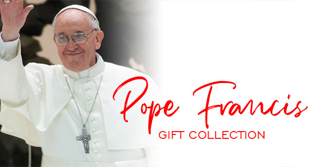 pope francis free gifts