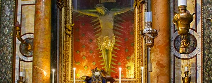 Miracolous Crucifix